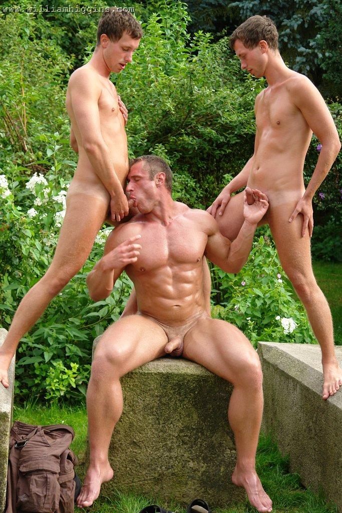 эротика голый парень на природе № 34832