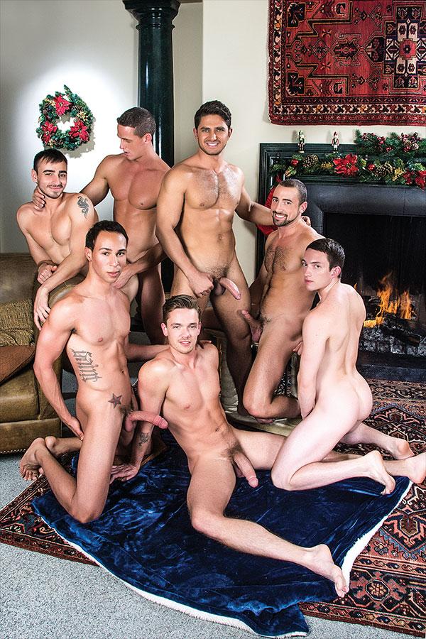 free gay orgy pics № 59081