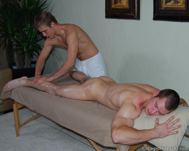 эротический массаж парня-гея