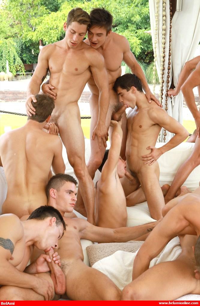 bareback boys club orgy № 62540